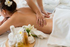 Massage pochons aux herbes 1h30